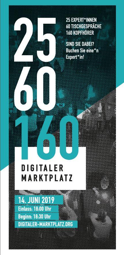 PLRI einer der Experten beim Digitalem Marktplatz