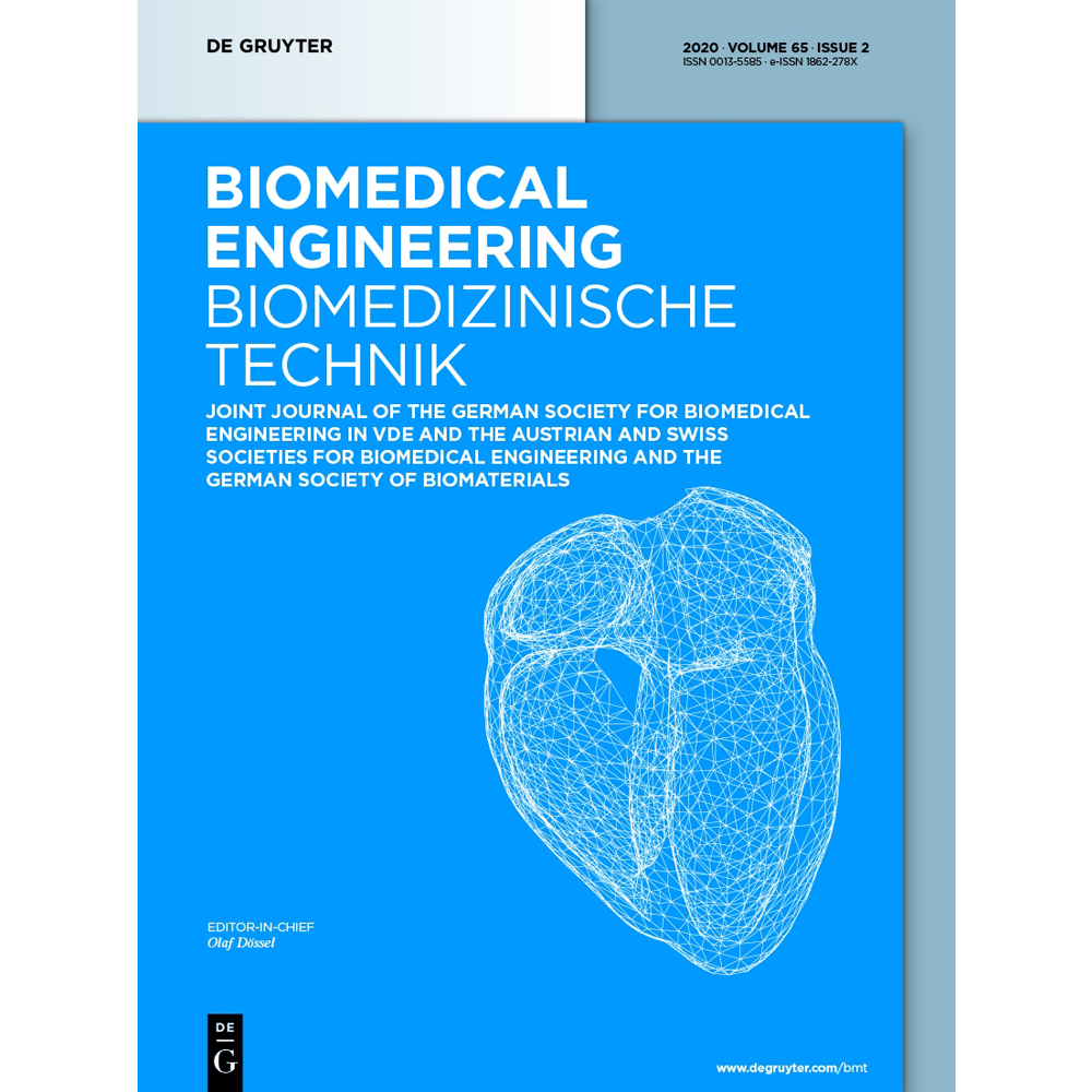 "Associate Editor von ""Biomedical Engineering / Biomedizinische Technik"""